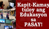 SDO PASAY CITY HEEDS THE CALL TO CONTINUE QUALITY EDUCATION AMIDST OF COVID-19 PANDEMIC