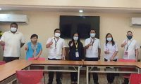 Pasay City Division Office Non-Teaching Personnel Association Newly Elected Officers take oath